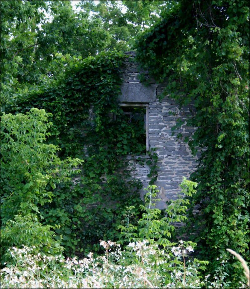 Stone house, Rutland Hollow Road, Watertown
