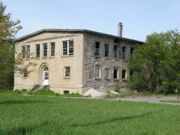 Photo taken (with permission) from the 'Old Abandoned Buildings of Northern NY' website.