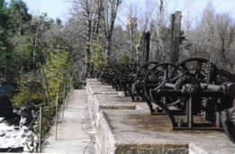Felts Mills Paper Mill Dam