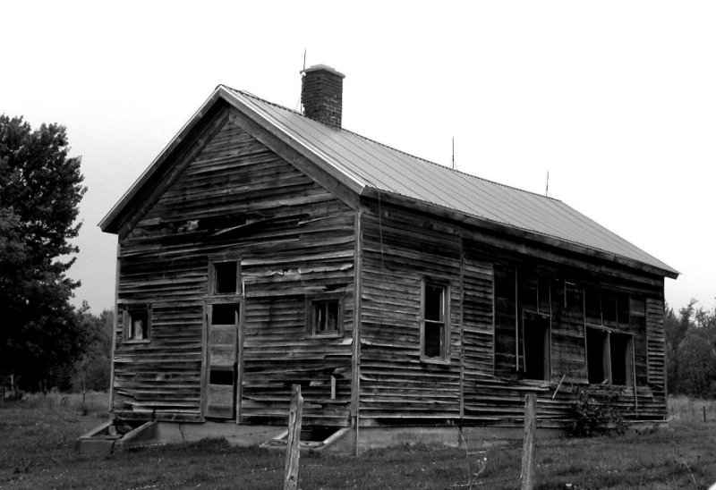 Old school house, Third Road