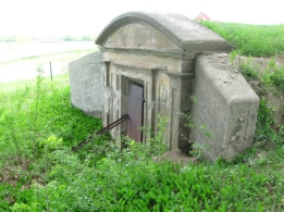 Maple Hill Cemetery Crypt