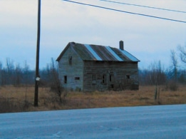 Another old schoolhouse?  Route 37